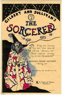 Gilbert and Sullivan's The Sorcerer