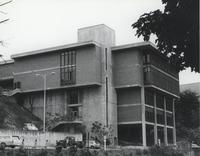 1975 Addition, View From Garden Street
