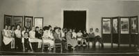 1933 Campus School Fifth Grade Assembly