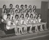 Blue Barnacles Swim Club 1955-1956