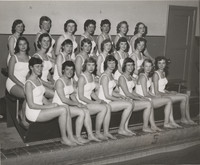 Blue Barnacles Swim Club 1955-1956
