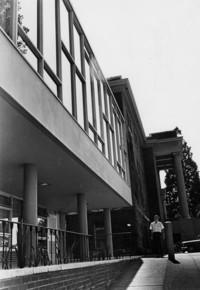 1971 Edens Hall: North