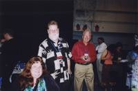 2007 Reunion-- Kamalla Rose Whitley (Allyn Blood), Bruce Blood and Bill Palmer at the Banquet