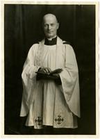 Portrait of Canon E.B. Smith of St. Paul's Episcopal Church