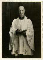 Portrait of Canon E.B. Smith of St. Paul's Episcopal Church