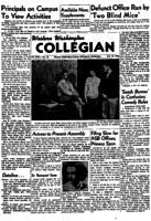 Western Washington Collegian - 1953 February 13