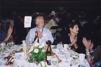 2007 Reunion--Kenneth Schafer and Leslie (Levin) Schafer at the Banquet
