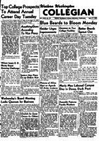 Western Washington Collegian - 1952 April 11