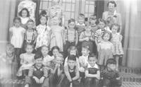 1942 Kindergarten Class