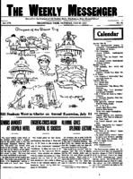 Weekly Messenger - 1917 July 28