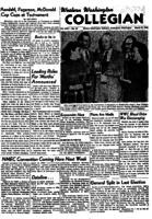 Western Washington Collegian - 1953 March 13