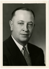 Studio portrait of Ray Walters, Bellingham, WA