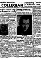 Western Washington Collegian - 1953 July 17