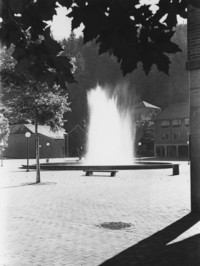 1970 Fisher Fountain