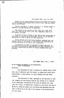 WWU Board minutes 1910 December