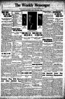 Weekly Messenger - 1925 April 17