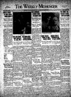 Weekly Messenger - 1928 March 16