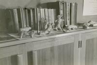 1944 Classroom Projects (Clay Figures)
