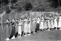 1936 Archery, Women's