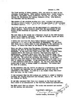 AS Board Minutes 1956-01-04