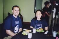 2007 Reunion--Todd Belmondo and  Beth Baughey-Gill