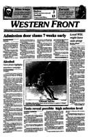 Western Front - 1987 October 16