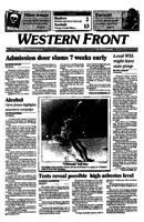 Western Front - 1987 October 16