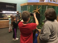 Education at the SEA Discovery Center