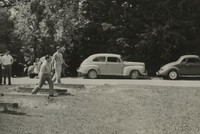 1949 Campus Day: Horseshoes