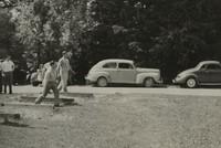1949 Campus Day: Horseshoes