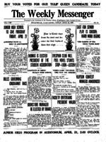 Weekly Messenger - 1922 April 14