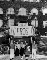 1957 Scholarship Winners