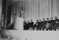 1952 Auditorium-Music Building: Dedication