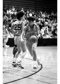 1988 WWU vs. Central Washington University