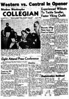 Western Washington Collegian - 1955 December 9