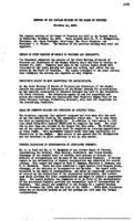 WWU Board minutes 1933 November