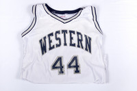 Basketball (Women's) Jersey: #44, Gina Sampson, 1994/1996