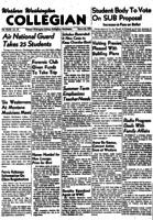 Western Washington Collegian - 1951 March 30