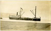 S.S.A.G. Lindsay at Port Moller