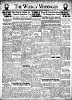 Weekly Messenger - 1928 May 11