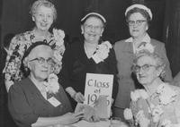 1956 Class of 1906 at Homecoming
