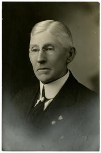Ernest H. Caley Portrait