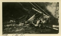 Lower Baker River dam construction 1925-01-23