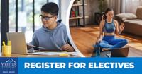 AYSS/HHD electives FB ad
