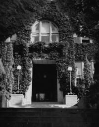 1948 Main Building: Entrance