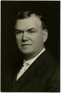 Studio portrait of William Price