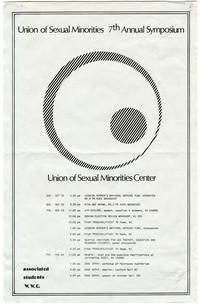 Union of Sexual Minorities 7th Annual Symposium