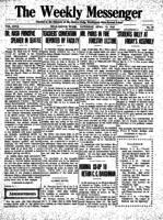 Weekly Messenger - 1919 April 12