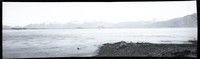 View of water and island - probably Frederick Sound, Alaska