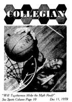 Collegian - 1959 December 11
